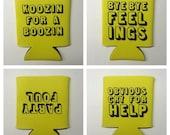 Depressing Koozies (Buy 3, Get One Free!)