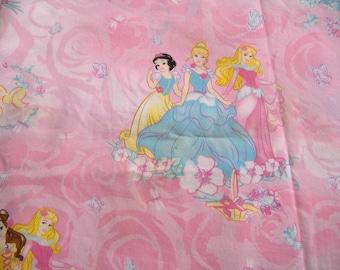 One Yard Pink Disney Fabric