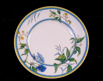 Royal Worcester, Pastorale Plate, Sabine Chenneviere