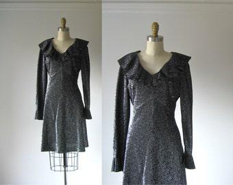 vintage 1960s dress / 60s dress / Sparkle Pop