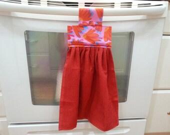 Hanging Kitchen Towel - Modern Colors