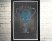 Harry Potter Art -The Goblet of Fire