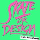 SkateOrDesign