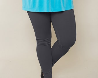 Leggings Ponte Pants Misses & Plus Sizes 2-28