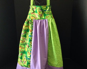Boutique Ninja Turtle Knot Dress