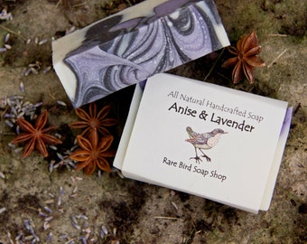 Anise and Lavender