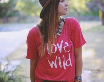 The Love Wild Tee