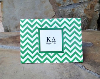 Personalized Note Cards, GREEK , Kappa Delta, Personalized Stationery, Personalized stationary, Monogram stationery, monogram note cards