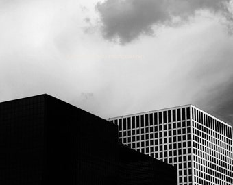black and white photography, city photography, Chicago, architecture, architecture photography, Chicago photography, Metropolitan Contrast