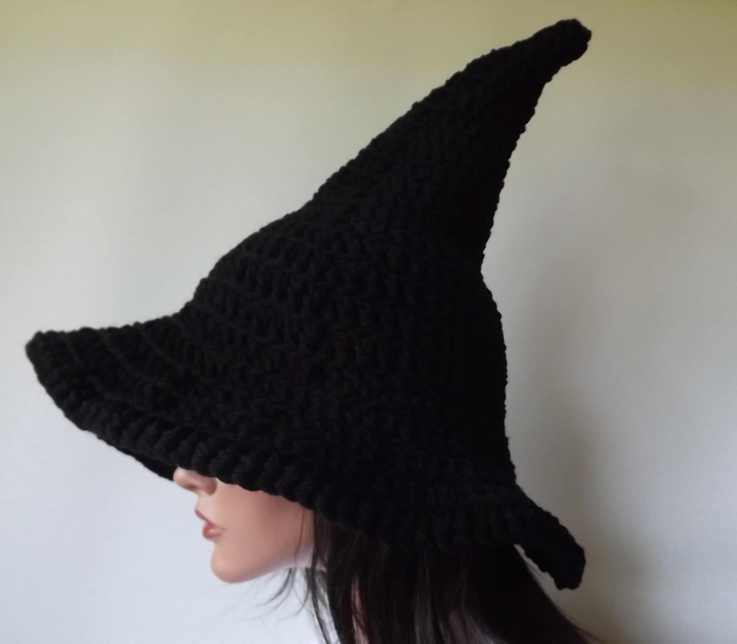 Crochet Pattern For Baby Witch Hat : Witch Hat Crochet The Craft Keeper Traditional Witch Hat