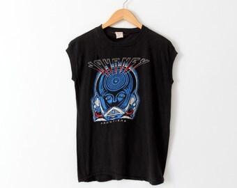 original Journey t-shirt, 1983 Frontiers tour