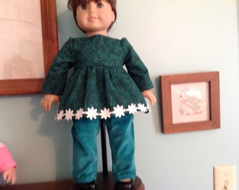 """18"""" American Girl Style Doll Clothes"""