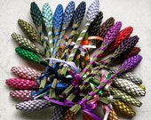 Lavender Wands - Ten (10) Medium Baton English Lavandula 'Provence' Assorted Rainbow Colors