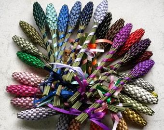 Lavender Wands - Ten (10) Medium Baton English Lavandula 'Provence' FREE SHIPPING USA