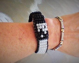 Ying Yang Fitbit Flex Cover Bracelet