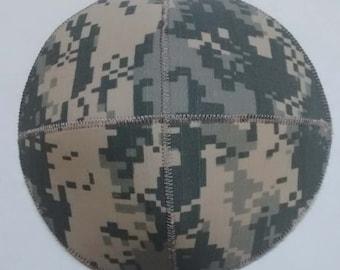 ACU Digital Camo Saucer Kippah Yarmulke Army Combat Uniform