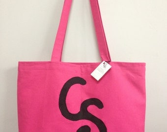 ClaSha Carry All Tote_Hot Pink