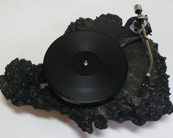 Audiowood Custom Turntable