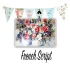 frenchscript