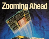 vintage 90s computer poster Twinhead Computers Intel i486 processr 1990 1990s retro poster Microsoft Apple 24x32 full size poster