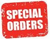 Special Order for dsvenn