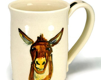 On sale Donkey cup mug