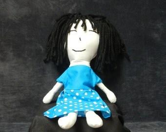 Ivory Rag Dolls