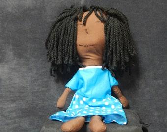Brown Rag Dolls