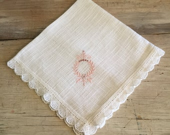 Cloth Napkin Embroidered Linens Kitchen Dining Table Formal Dining