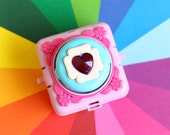 Sweet Secrets Galoob Tiny Nursery Baby Pram
