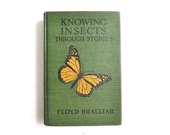 Knowing Insects Through Stories - Published 1918