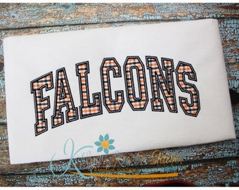 Falcons Arched