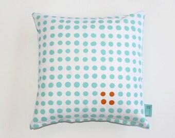 Modern Linen Pillow, Modern Home Decor