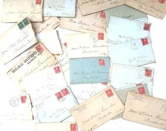 Antique Love Letter Collection