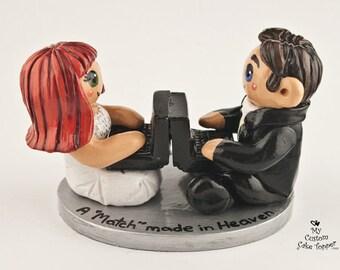 Create your own unique custom wedding cake topper DEPOSIT