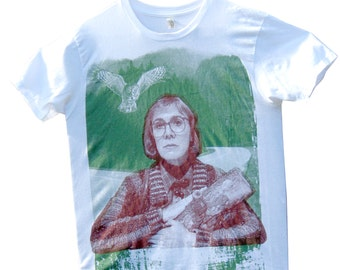 Twin Peaks: Log Lady T-Shirt sizes S-M-L-XL