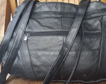 LOAD    ///    Leather Large Bag