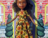 Pendragon Doll #48 - Angelica - Repainted rescued OOAK makeunder with handmade dress