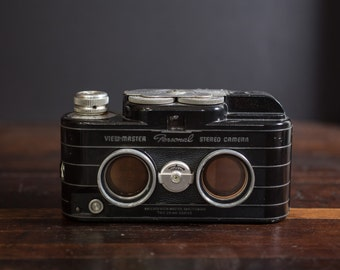 1952 Sawyers View-Master Personal Stereo Camera