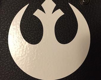 Star Wars Rebel Alliance Decal 5x5