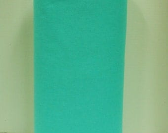 Mint Leaf 35% Merino Wool Felt Blend Fabric By the Yard from woolhearts