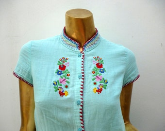 20% OFF Hysteric Glamour embroidered shirt