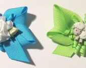 "Reborn Magnetic Hair Bows ""Set of 2 for 8.50"""