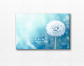Dandelion Quotes Etsy