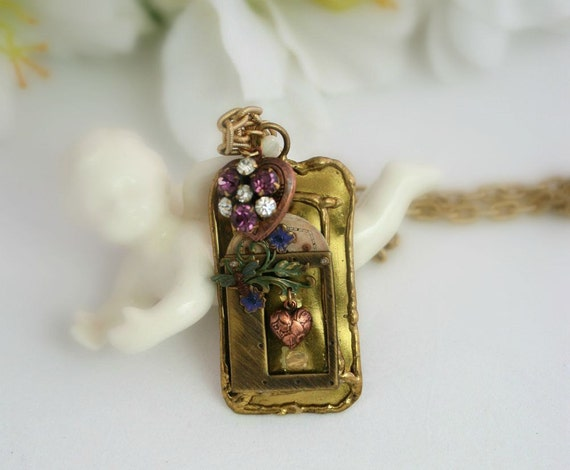 Wedding Shower Gifts For Her: Gift For Her, Necklace, Made With