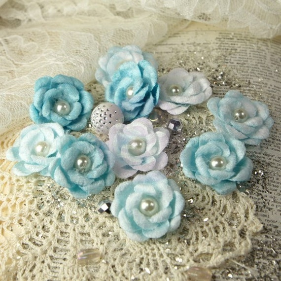 Prima marketing audrey rose collection flowers in blue ice for Audry rose jewelry reviews