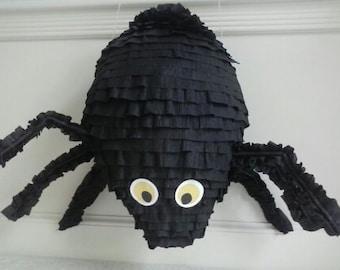 Spider Party Pinata- Spider Pinata - Birthday Spider Pinatas - Pinatas