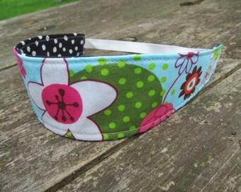 Reversible Fabric Children's Headband