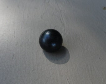 A852)  Antique N R Co Goodyear Button