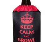 Growler Cozy (delux) for 64 ounce glass growler